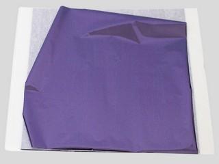 Поталь цветная фиолетовая в листах